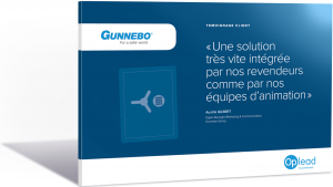 gestion de leads international gunnebo plead