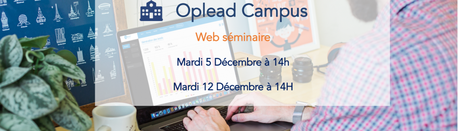 programme lead management web séminaire