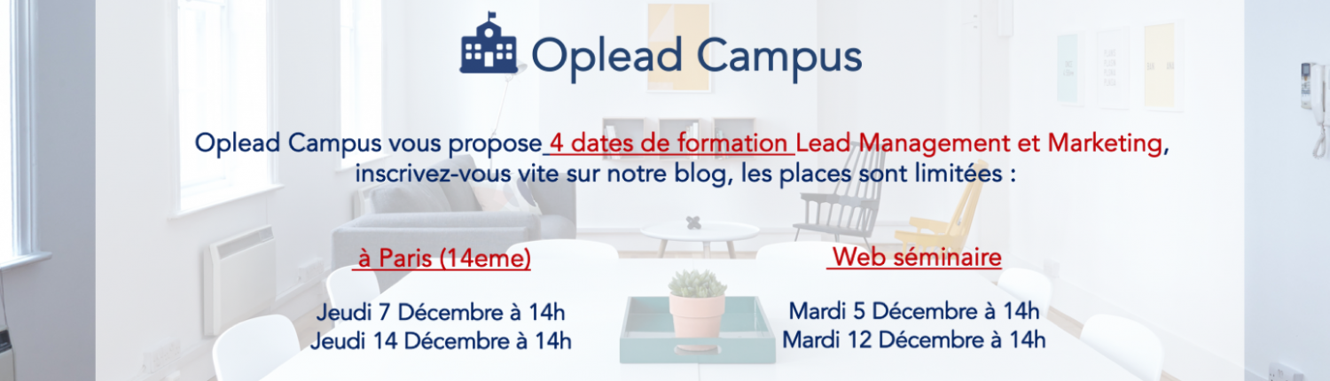 programme lead management paris